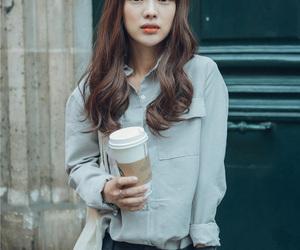 asian girl, hair, and ulzzang image