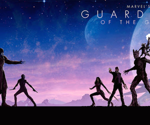 guardians of the galaxy, Marvel, and chris pratt image