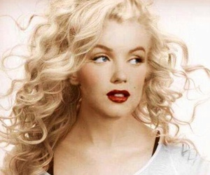 beautiful, marilyn, and Marilyn Monroe image