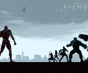 Avengers, Marvel, and captain america image