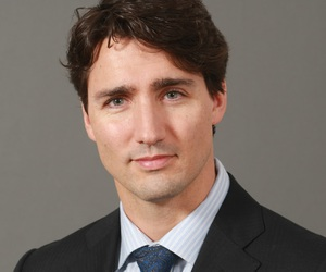 blue eyes, canada, and Prime Minister image