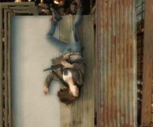 the walking dead, lauren cohan, and twd image