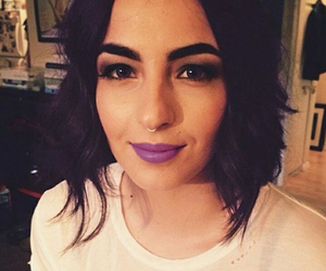 the walking dead and alanna masterson image