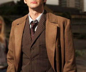 david tennant, doctor who, and 10th image
