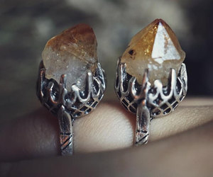 citrine, metaphysical, and crystals image