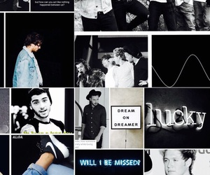 wallpaper, one direction, and louis image