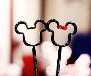 disney, mickey mouse, and photography image