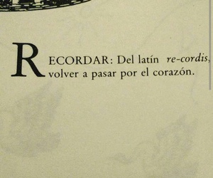 frases, recordar, and latin image