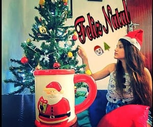 natal, feliz natal, and montando minha árvore image