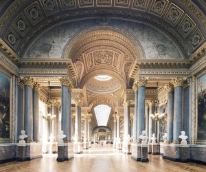 architecture, art, and gold image