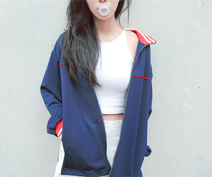 fashion, kfashion, and kstyle image