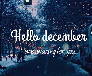 11:11, hello december, and happy new year image