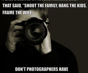 humor, funny, and photographer image