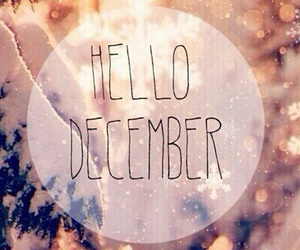 hello, welcome, and winter image