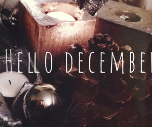 month, christmas, and december image