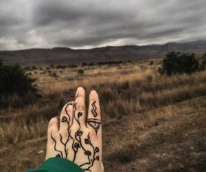 henna, hena, and mendi image