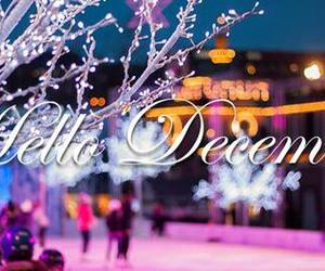 christmas, december, and photography image