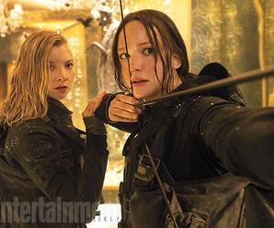 the hunger games, cressida, and Jennifer Lawrence image