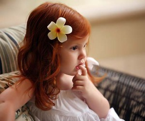dria, red hair little girl, and little girl redhair image