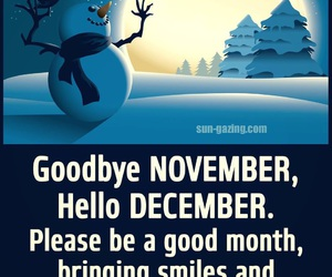 december, happiness, and november image