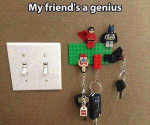 lego, key, and diy image