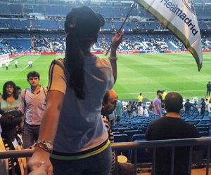 goals, real madrid, and santiago bernabeu image
