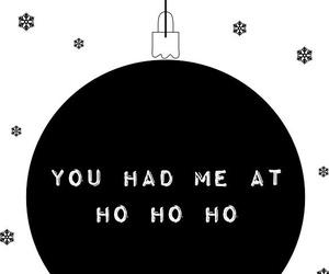 christmas, winter, and santa claus image