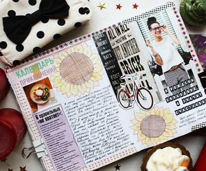 journal, notebook, and personaldiary image