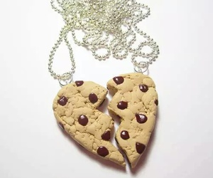 accessories, cookie, and necklace image