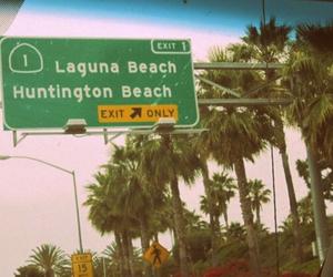 summer, beach, and Laguna Beach image