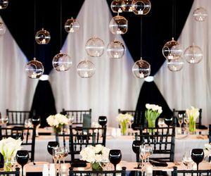 decor, wedding, and tablescape image