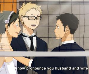 anime, haikyuu, and daichi sawamura image