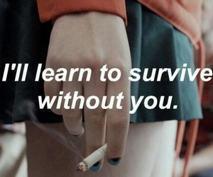 survive, love, and tumblr image