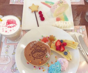cafe, dessert, and kawaii image