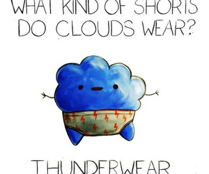 clouds, funny, and lol image