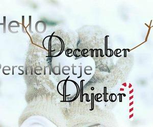 albanian, december, and dhjetor image
