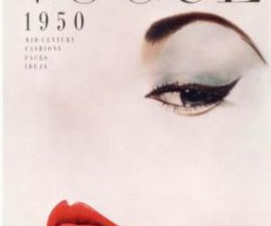 vogue, vintage, and 1950s image