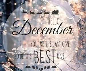 christmas, happy, and december image