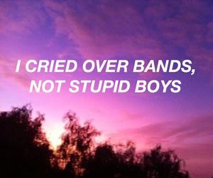 band, quotes, and Lyrics image