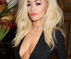 blonde and rita ora image