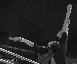 rhytmic gymnastic and anastasia makarenko image