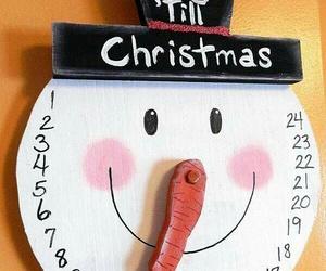 christmas, snowman, and diy image