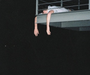 grunge, night, and dark image