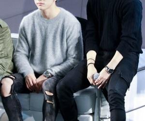 JR, junior, and jackson wang image