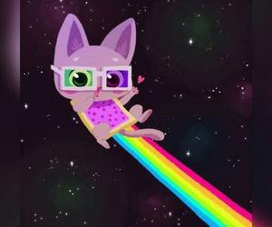 nyan cat image