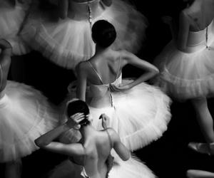 ballet, danse, and girls image