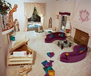 home, jayne mansfield, and living room image