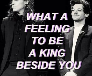 what a feeling and larry stylinson image