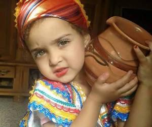 girl, algerian, and kabyle image