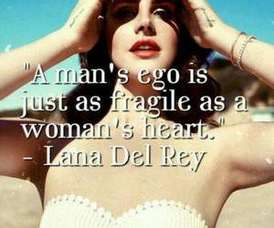 lana del rey, quote, and heart image